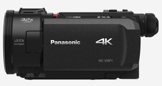 Panasonic HC-VXF1EP-K 4K Black