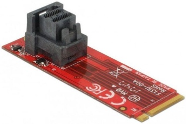 Delock Adapter M.2 To NVMe SFF-8643 Vertical