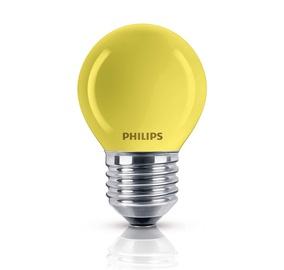 Hõõglamp Philips 15 W, E27, kollane