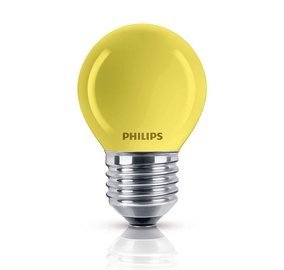 Kaitrinė lemputė Philips P45, 15W, E27, 2700K, 25lm