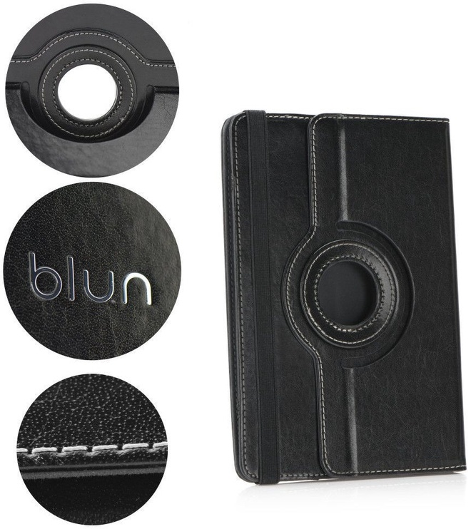 Blun High-Line Universal Book Case with Stand 7'' Black