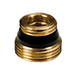 """Giacomini Self Sealing Adaptor 1/2""""x3/4'' R483Y003"""