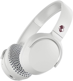 Skullcandy Riff Wireless On-Ear Headphones Gray/Crimson