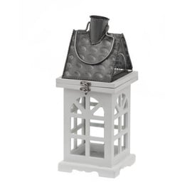 Polar Lanterns House Lantern 30.5cm Grey