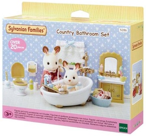 Epoch Sylvanian Families Country Bathroom Set 5286