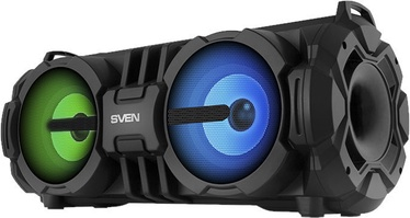 Belaidė kolonėlė Sven PS-485 Bluetooth Speaker Black