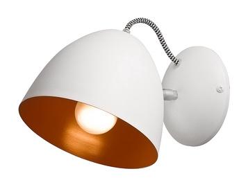 Sieninis šviestuvas Lamkur Livia KM 1.73, 60W, E27