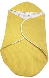 Lulando Maya Swaddle Waffle/Mulsin Yellow