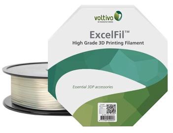 Voltivo PLA Filament Cartridge 1.75mm Transparent