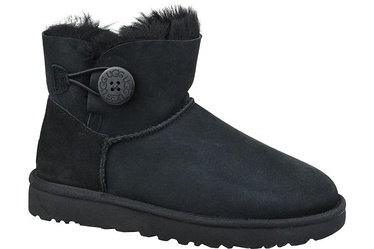 UGG Mini Bailey Button II Boots 1016422 Black 40