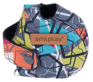 Amiplay Adventure Infini Retractable Leash Cover Abstration L