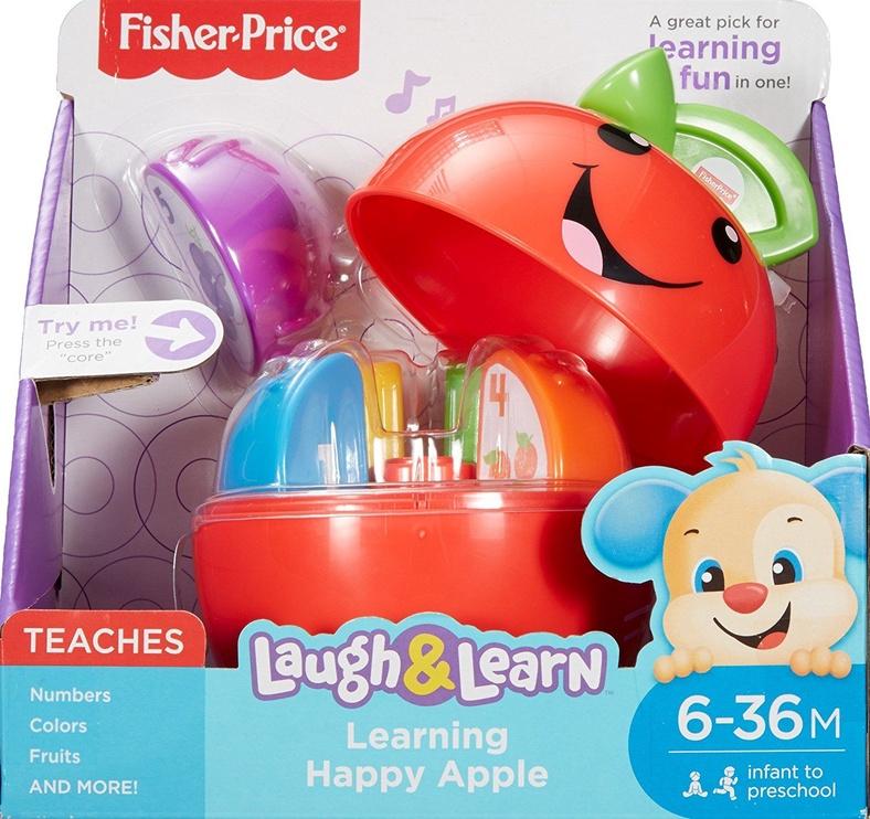 Fisher Price Muzikālais ābols LAT FDJ23