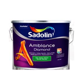 Krāsa Sadolin Ambiance Diamond BW 2,5L