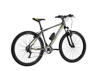 Kalnų dviratis Sestriere 130 27.5  juodas