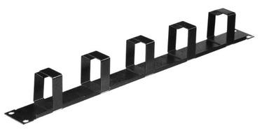 Панель Netrack Cable Organizer 1U 19'