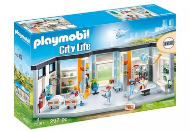 Playmobil Furnished Hospital Wing 70191