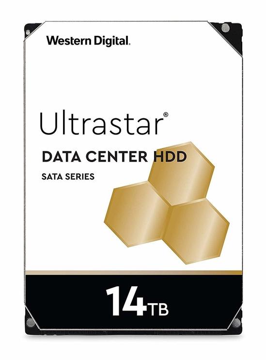Western Digital 14TB Ultrastar DC HC530