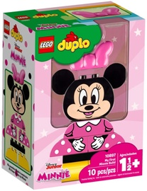 Konstruktors LEGO Duplo Disney My First Minnie Build 10897