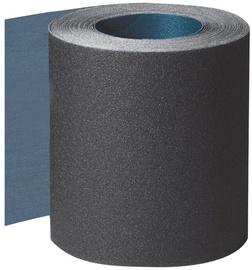 Šlifavimo popieriaus ritinys Klingspor, NR80, 120x25000 mm