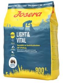 Josera Light & Vital Dog Food 900g