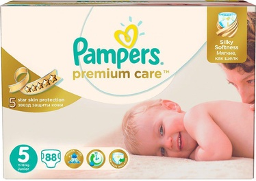 Pampers Premium Care S5 88