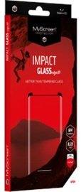 MyScreen Protector Impact Glass Edge 3D For Samsung Galaxy Note 10 Plus Black