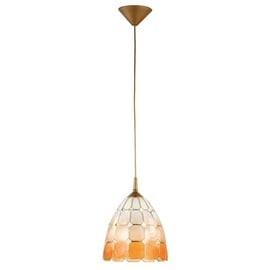 Griestu lampa Alfa 12645 SEN AUK 1x60W E27