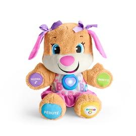 Žaislas išmanioji šuniuko sesutė LT Fisher Price FPP95