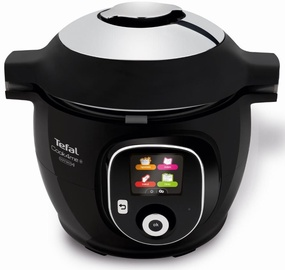 Krups Multicooker Cook4Me + Connect CZ715815 Black
