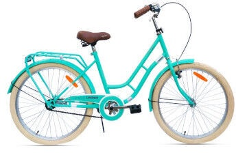 Monteria Limber 24 Kids Bike Green 2020