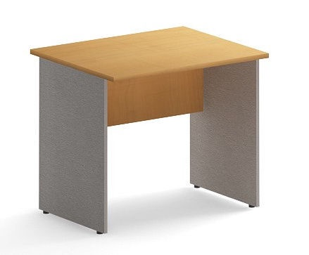 Skyland Imago SP-1 Work Desk 90x72cm Maple/Metallic