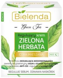 Bielenda Green Tea Regulating Face Night Cream 50ml