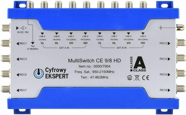 TechniSat MultiSwitch CE 9/8 HD