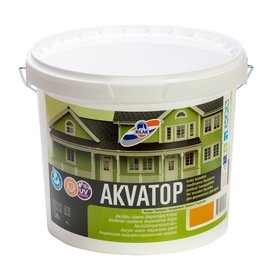 Rilak Akvatop Outdoor Emulsion Paint Mustard 3.6l