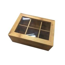 Dėžutė arbatai Perfetto, 21 x 16 cm