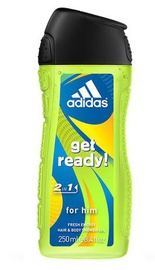 Adidas Get Ready! 250ml Shower Gel