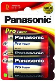 Panasonic D/LR20 Alkaline Battery x 2