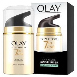 Olay Total Effects Anti Ageing 7in1 Fragrance Free Moisturiser 50ml