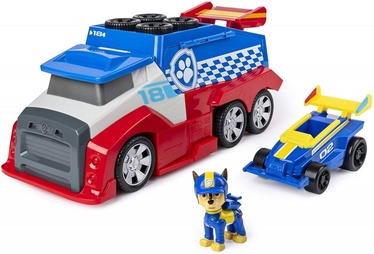 Rinkinys Spin Master Paw Patrol Mobile Pit Stop Team Vehicle