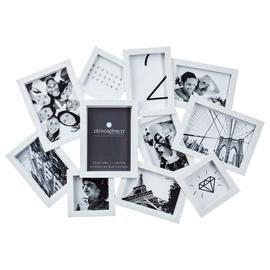 Nuotraukų rėmelių koliažas, 43 x 63 cm