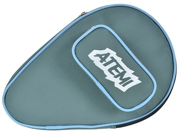 Atemi Ping Pong Racket Cover Grey
