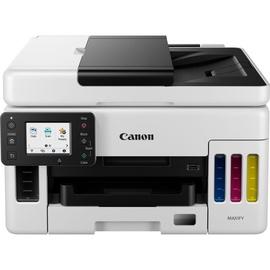 Многофункциональный принтер Canon MAXIFY GX6050, струйный, цветной