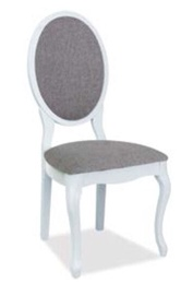 Signal Meble LV-SC Chair White/Grey