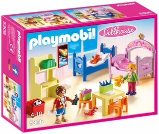 Playmobil Dollhouse Childrens Room 5306