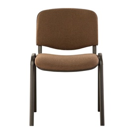 Apmeklētāju krēsls ISO SENC C-24 Brown