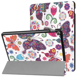 "TakeMe Texture Butterfly Book Case For Huawei MediaPad T5 10"" Multicolor"