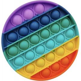 Настольная игра Pop It Round Multi Colour