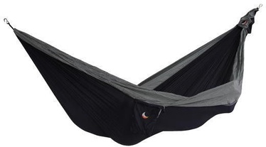 Ticket To The Moon Single Hammock Dark Blue Gray