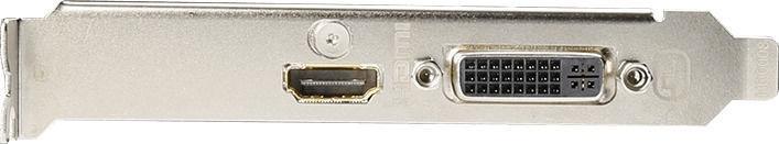 Videokarte Gigabyte GeForce GT 710 GV-N710D5-1GL (rev. 2.0) 1 GB GDDR5