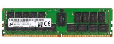 Оперативная память сервера Micron MTA36ASF4G72PZ-2G6E1 DDR4 32 GB CL19 2666 MHz